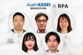RPA対象業務を部門横断で広く収集。全社改善をスタート